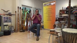 preview picture of video 'Didgeridoo Box - Reise Travel Didgeridoo'