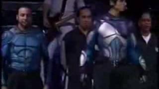 Backstreet Boys ''Larger Than Life'' live Dallas/TX 2000-03