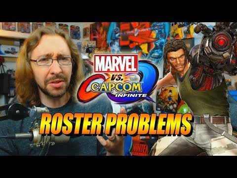 ROSTER PROBLEMS: Final Roster/DLC Speculation (Marvel Vs. Capcom Infinite)