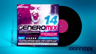 10 - MEGAMIX CUARTETO - Zionn Mix FitZeo - VA