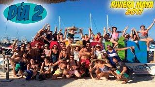 Riviera Maya - Día 2 | Excursión en catamarán!