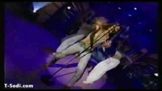 Thalia - Reencarnacion (Show Cristina 2001)