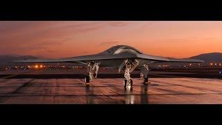 Будущий американский многоцелевой БПЛА Northrop Grumman X-47B