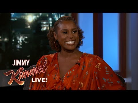 , title : 'Issa Rae on Emmy Nomination for 'Insecure' & Betty White Backlash'