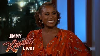 Issa Rae on Emmy Nomination for 'Insecure' & Betty White Backlash - Video Youtube
