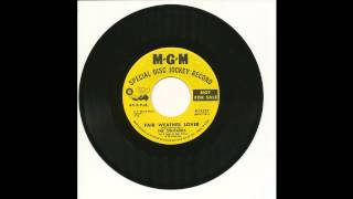The Solitaires - Fair Weather Lover - MGM 13221