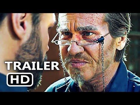 THE SUPER Official Trailer (2018) Val Kilmer, Thriller Movie HD