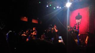 With any sort of certainty by streetlight manifesto live 10/17/14 in Boston