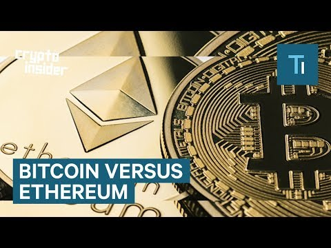 What are the differences between the cryptocurrencies