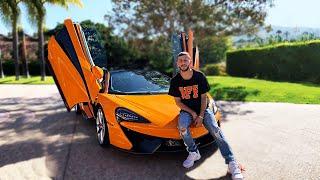 MY BRAND NEW CAR!! (2019 McLaren 570 Spider)