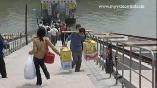 preview picture of video 'Wanzhou, Wanxian, Chongqing - China Travel Channel'