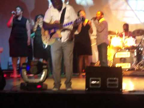 Agboola Shadare in Concert Part 4