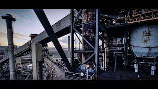 A Forgotten Industry - Redcar Blast Furnace | FPV Drone Edit
