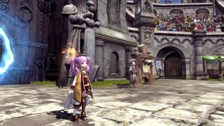[Dragon Nest] Noble Red Knight Costume July 2016 : Academic