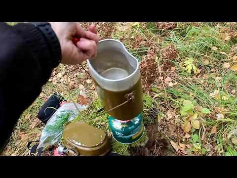 Из чего заварить чай осенью в лесу.