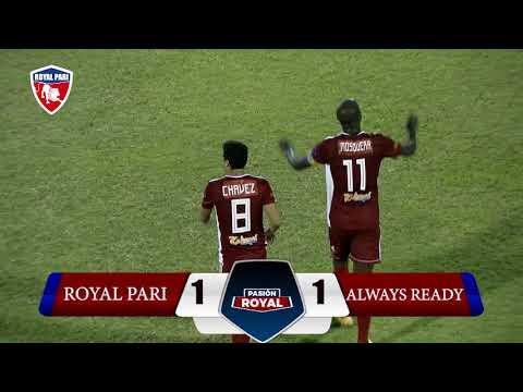 Royal Pari - Always Ready 1:1. Видеообзор матча 15.08.2019. Видео голов и опасных моментов игры