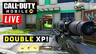 🔴Call of Duty Mobile LIVE!🔴 DOUBLE XP EVENT - EASY SNIPER NUKES