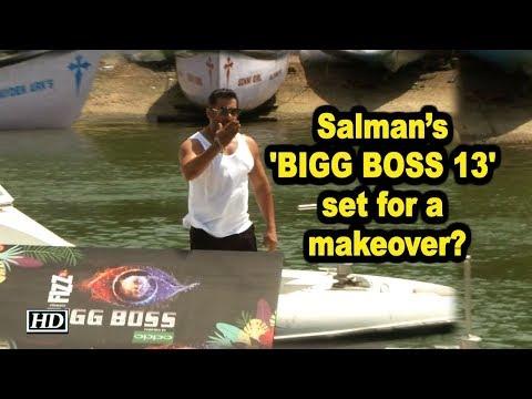 Salman Khan's 'BIGG BOSS 13' set for a makeover?
