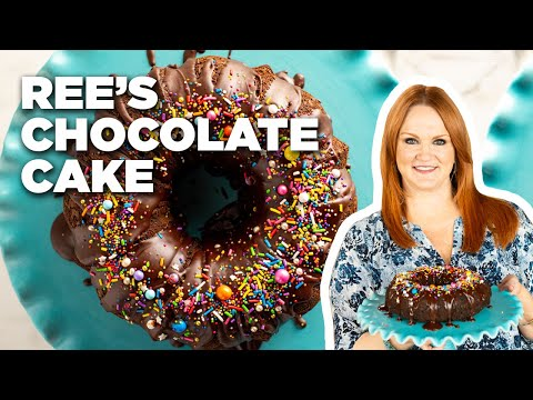 THE PIONEER WOMAN'S TOP SECRET CHOCOLATE CAKE | FOOD NETWORK