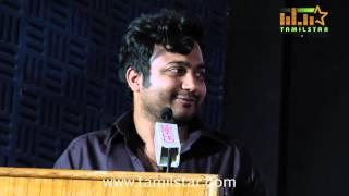 Bobby Simha at Jigarthanda Movie Press Meet