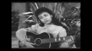 Annette Funicello - Lonely Guitar (edited by TBirds of 1965)