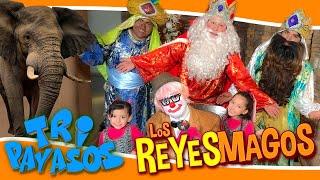 La Historia De Los 3 Reyes Magos | Abuelo Yeyo | Cuentos Infantiles | Tripayasos