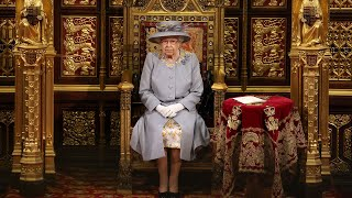 How Queen Elizabeth Changed Parliament Opening After Prince Philip's Death