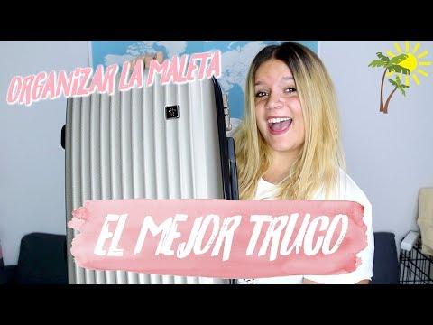 LOS MEJORES TRUCOS PARA ORGANIZAR TU MALETA DE MANO | Laura Yanes