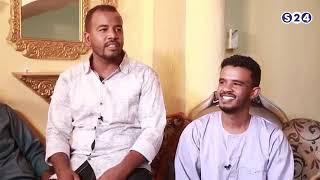 حسين الصادق واحمد محمد العوض القلم طاوعني تاني 😍