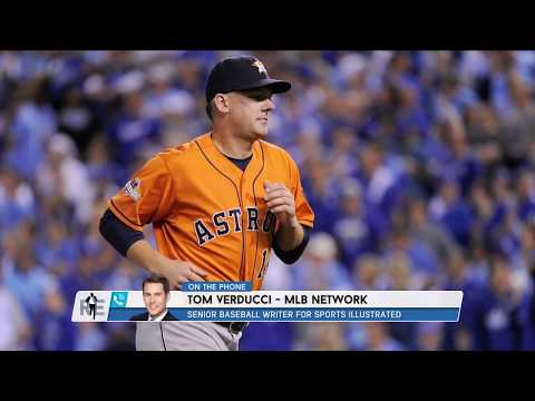 S.I.'s Tom Verducci on AJ Hinch's Role in Astros' Cheating Scandal | The Rich Eisen Show | 11620