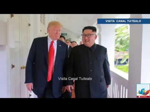 Recibe Trump otra nominación al Nobel de la Paz Video