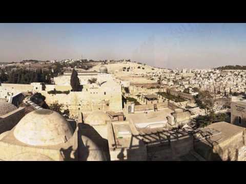 Jerusalem of Gold - Yerushalayim shel Zahav -Ofra Haza-