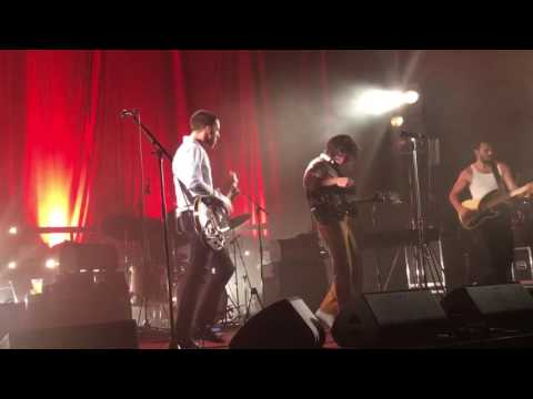 The Last Shadow Puppets - This is your life (Glaxo Babies cover), live @E-Werk Cologne 27/6/16