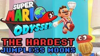 VG Myths - Super Mario Odyssey's Hardest Jumpless Moons | Kholo.pk