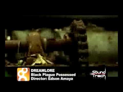 Dreamlore - Black Plague Possessed online metal music video by DREAMLORE
