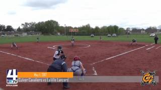 Culver Softball vs. LaVille Lancers
