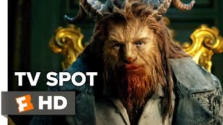 Beauty and the Beast Extended TV Spot - Medley (2017) - Dan Stevens Movie