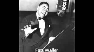 "Video thumbnail of ""Fats Waller - The Jitterbug Waltz"""