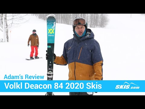 Video: Volkl Deacon 84 Skis 2020 1 50