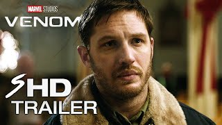 Marvel's VENOM (2018) Teaser Trailer #1 - Tom Hardy Marvel Movie HD (Fan Made)