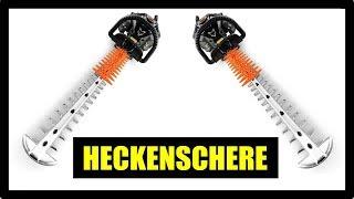► BESTE BENZIN HECKENSCHERE TEST ★ Benzin Freischneider Test ★ Bosch, Makita Heckenschere Benzin...