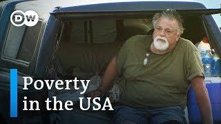 Jak biedni ludzie przeżywają w USA | Dokument DW-nagranie w j.angielskim
