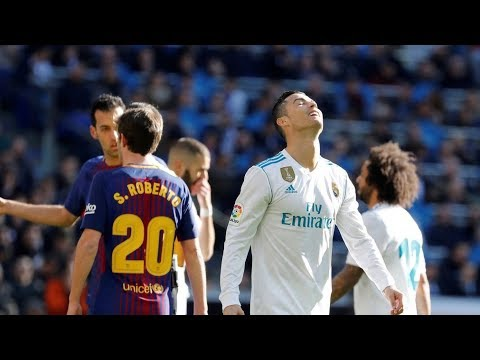 Real Madrid 0-3 Barcelona Post Match Analysis Review