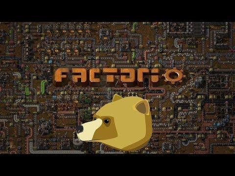 Factorio - Bobík a smečka :)  LiveStream záznam [13. 7. 2018]