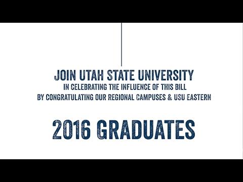 Class of 2016 Eastern & Regional Campus Graduates
