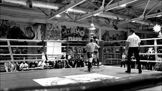 Бои Антона Глевского, чемпиона России по тайскому боксу