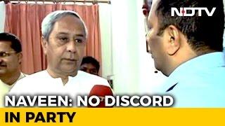 As BJP Eyes Odisha Next, Chief Minister Naveen Patnaik