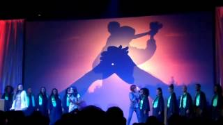 """The McClain Sisters sing """"Rise"""" live"""