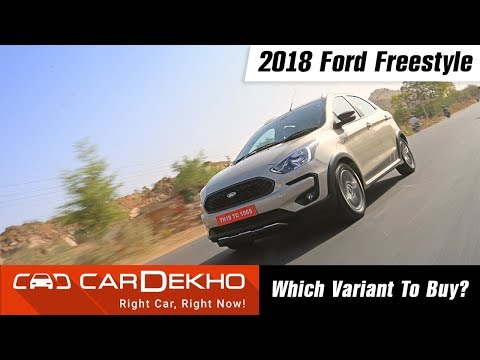 2018 Ford Freestyle - Which Variant To Buy?