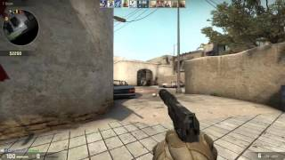 Sneaking in cs:go on Eco round